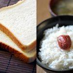 「パン」と「ごはん」、実際どっちが太るか知ってる?