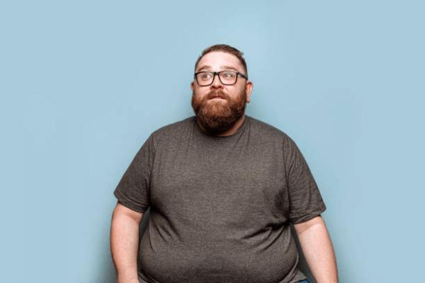 おデブ男子の体型悩みと洋服選びのポイント